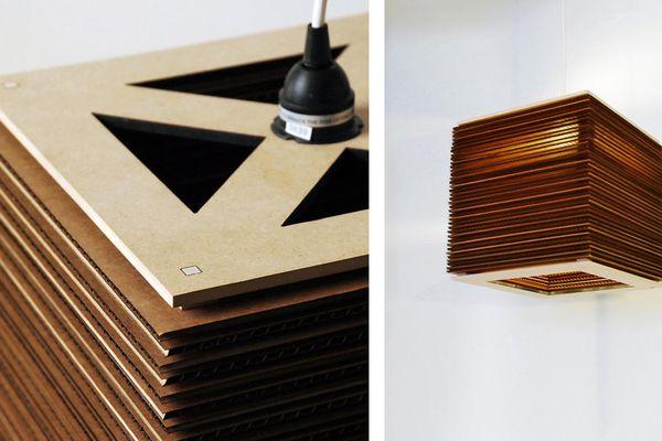 cardboard furniture design