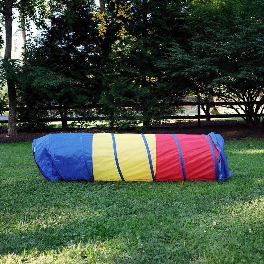 Pacific Play Tents Find Me Multi-Color Tunnel