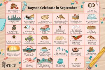 Days to Celebrate in September