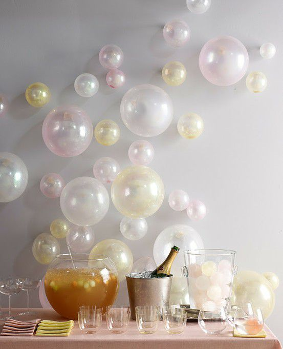 Decorate For A Chic And Minimal New Year S Eve Party