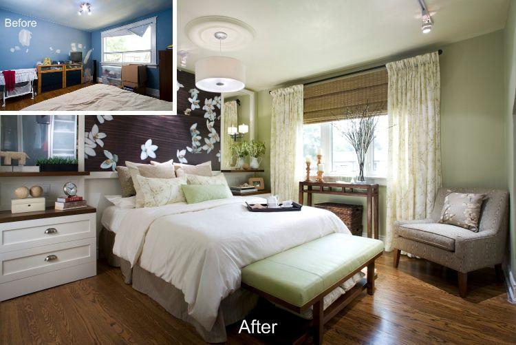 Dormitorio 2 - Después del cambio de imagen