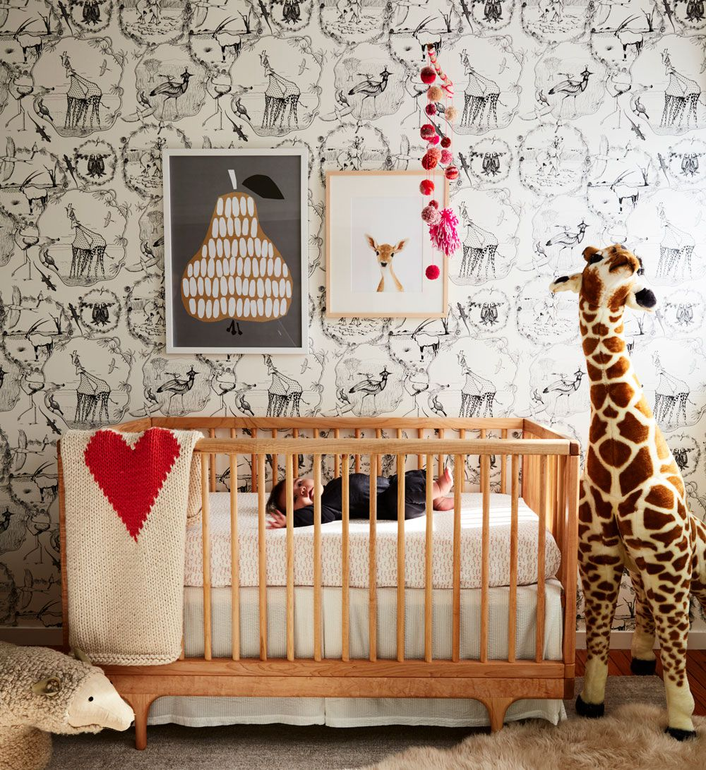 Adorable Ideas For An Animal Themed Nursery