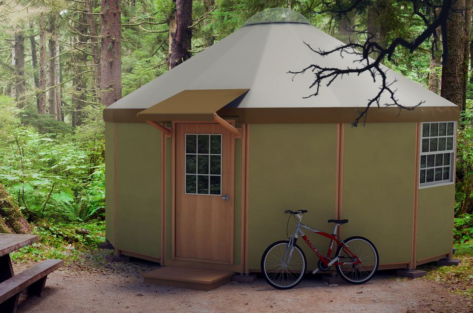 7 Yurt Kits for Modern Nomads