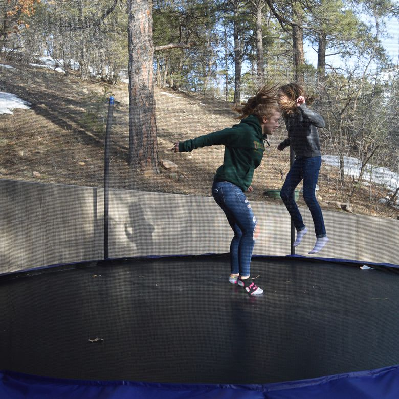 Skywalker 15 Foot Trampoline