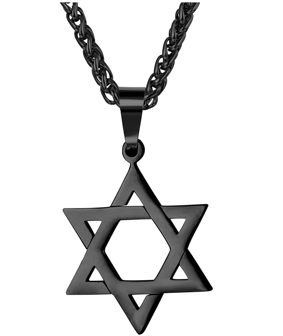Udalyn Star of David Pendant Necklace