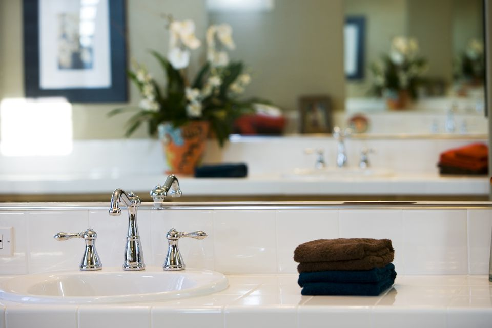 Three Simple Ways To Unclog A Sink Drain - Bathroom sink clogged up