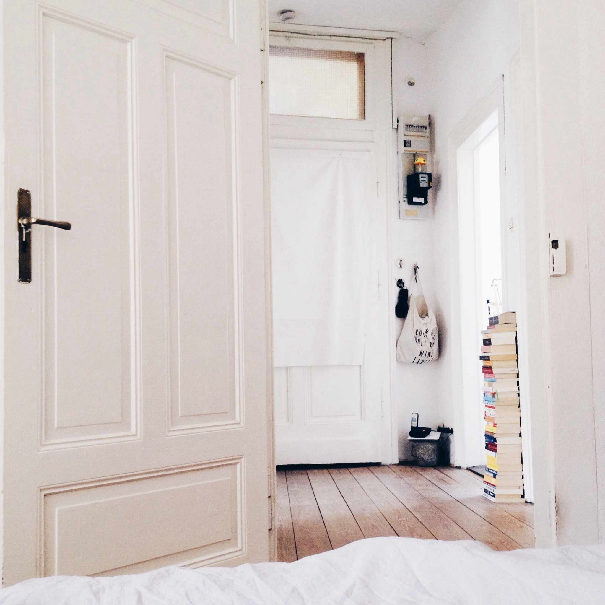 Entryway Clutter