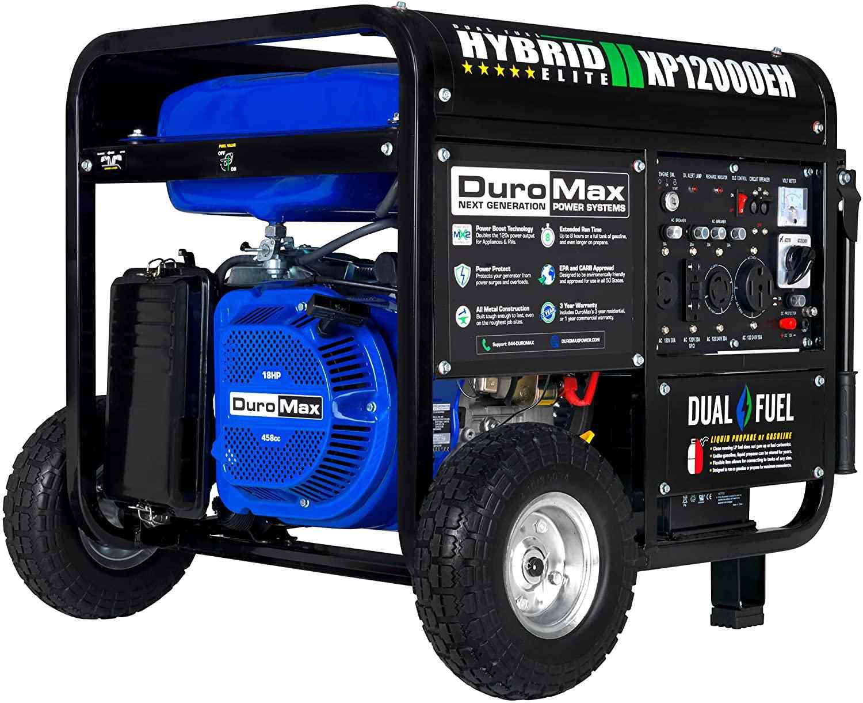 DuroMax XP12000EH Portable Generator