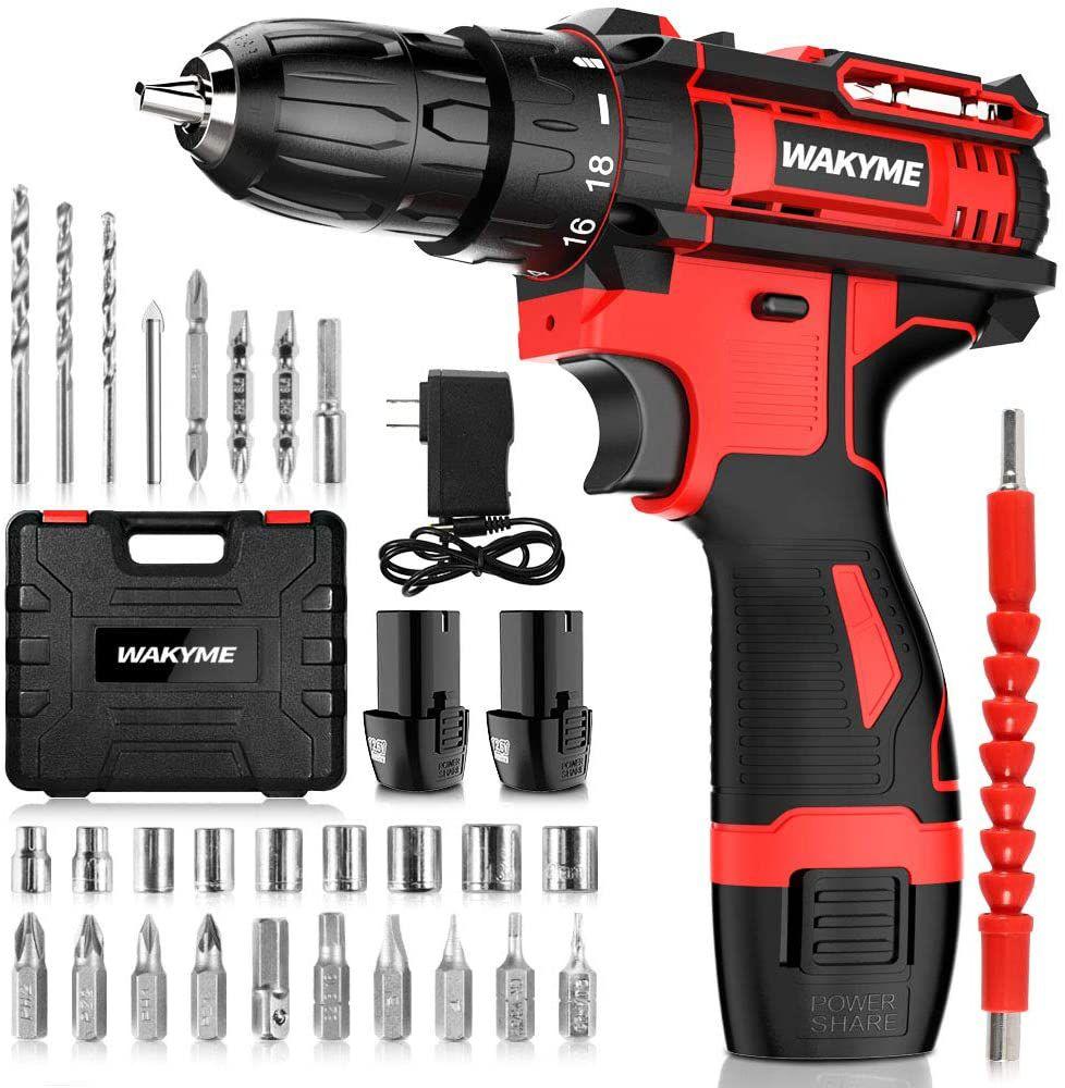 Cordless Drill Driver Kit