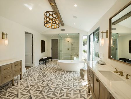 Peachy 32 Fancy Bathroom Designs Download Free Architecture Designs Embacsunscenecom