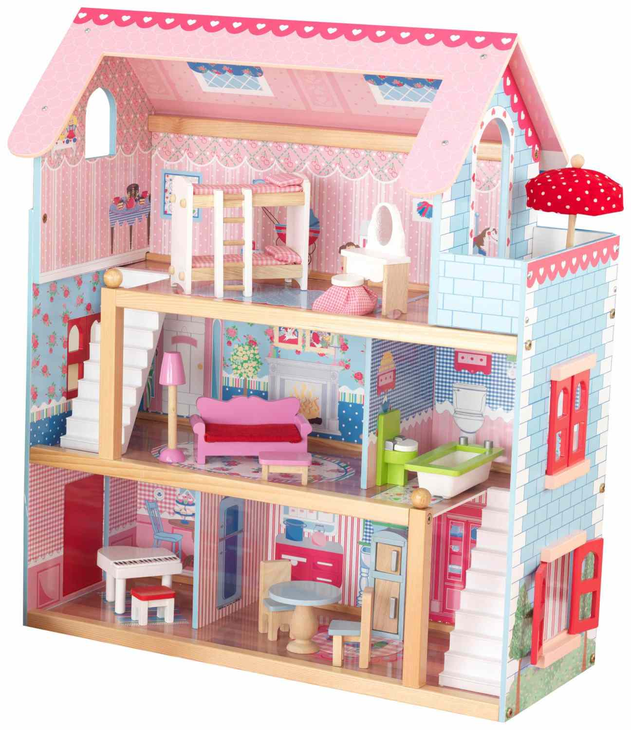 The 12 Best Dollhouses For Kids In 2021
