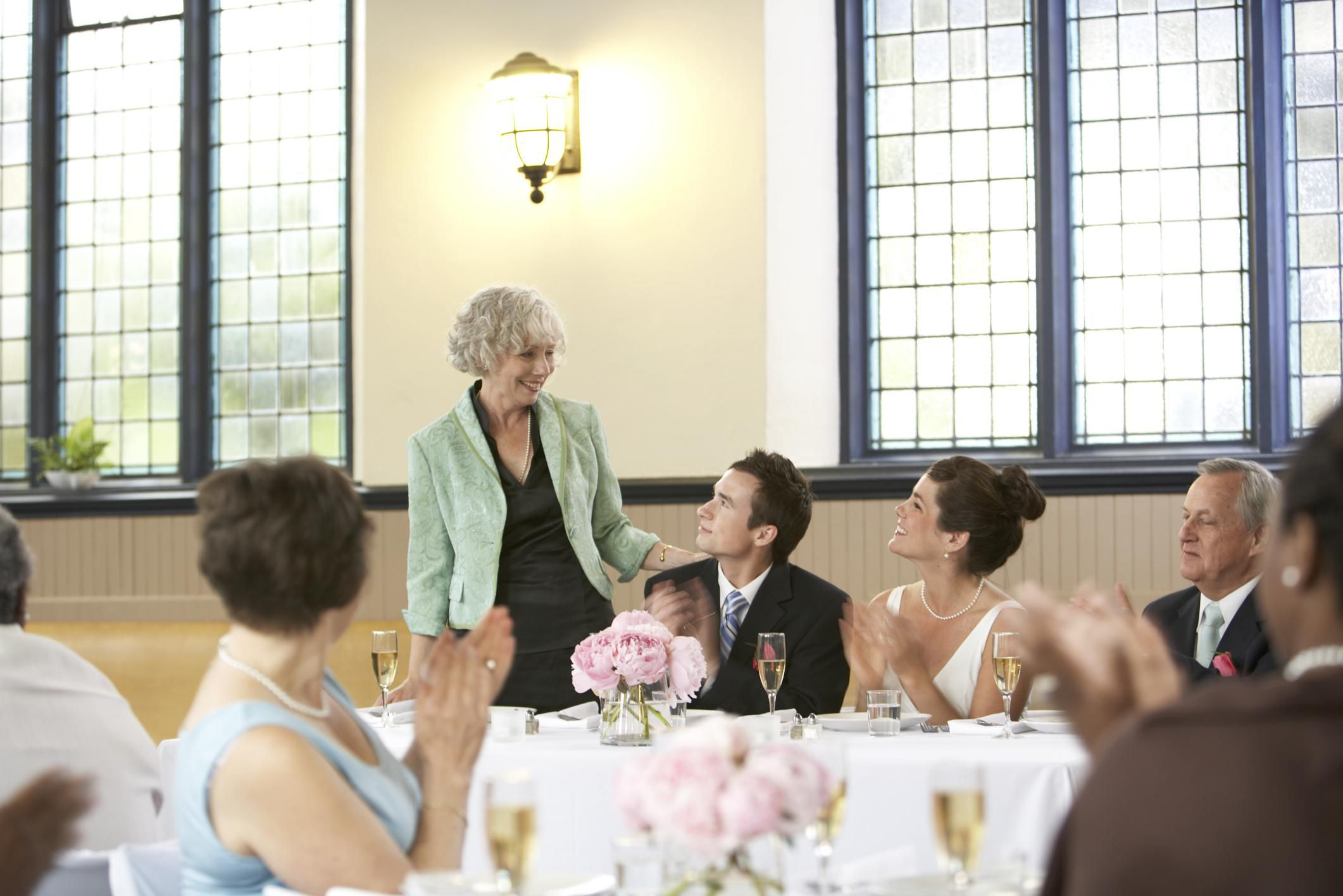 What The Mother Of The Groom Should Do In Her Role