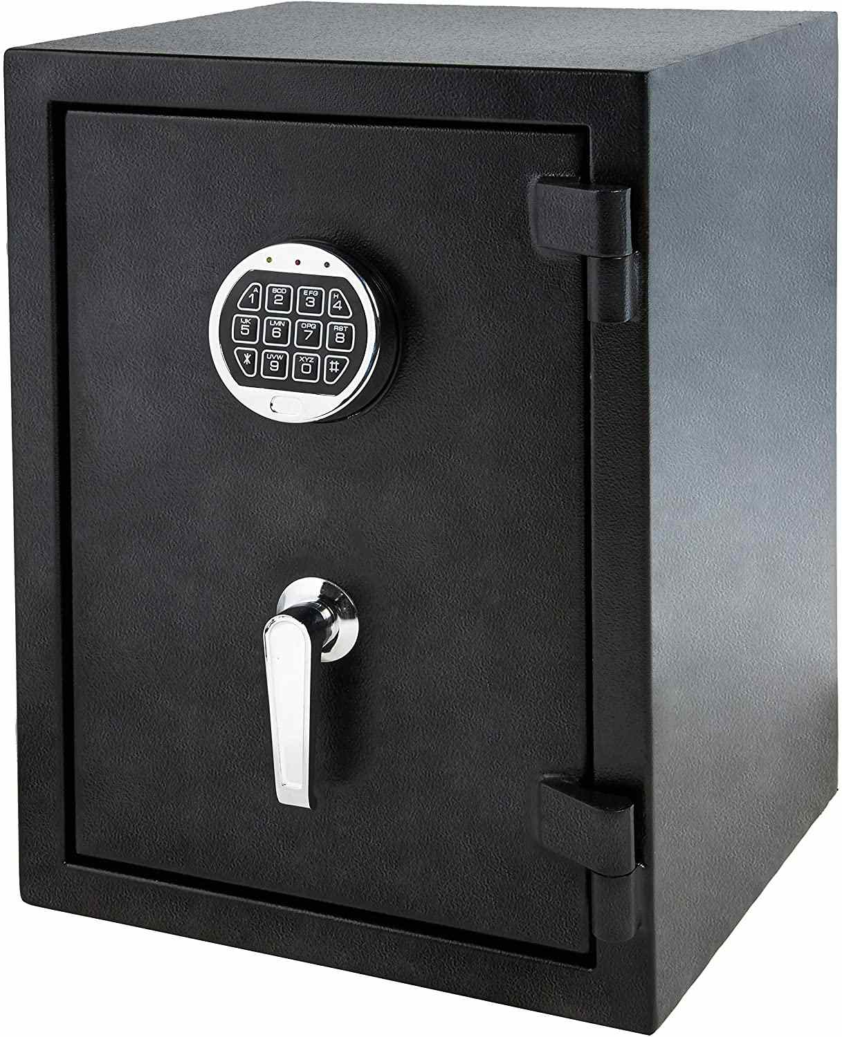 Fire Resistant Box Safe with Keypad