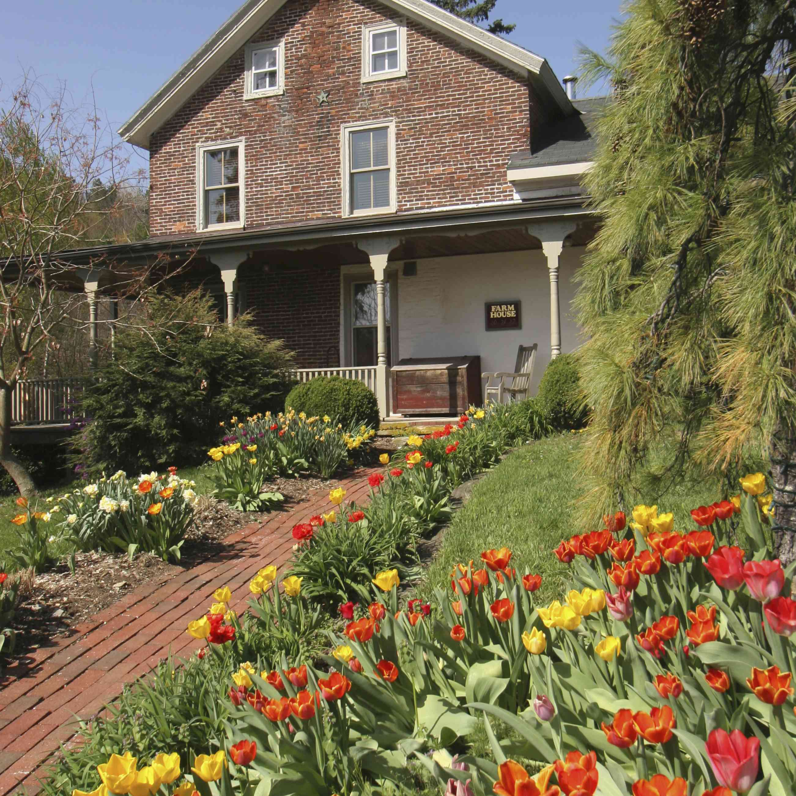 Farmhouse in Pennsylvania