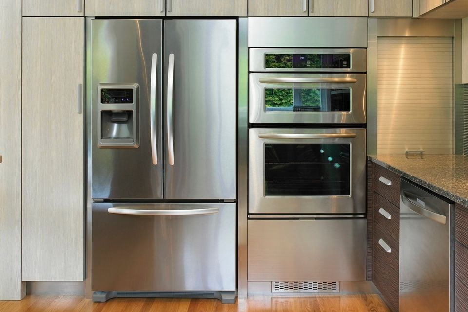 Stainless Steel Kitchen Appliances | The Best Homemade Stainless Steel Cleaner