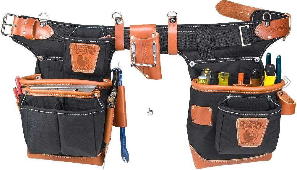 9850 Adjust-to-Fit Fat Lip Tool Bag Set