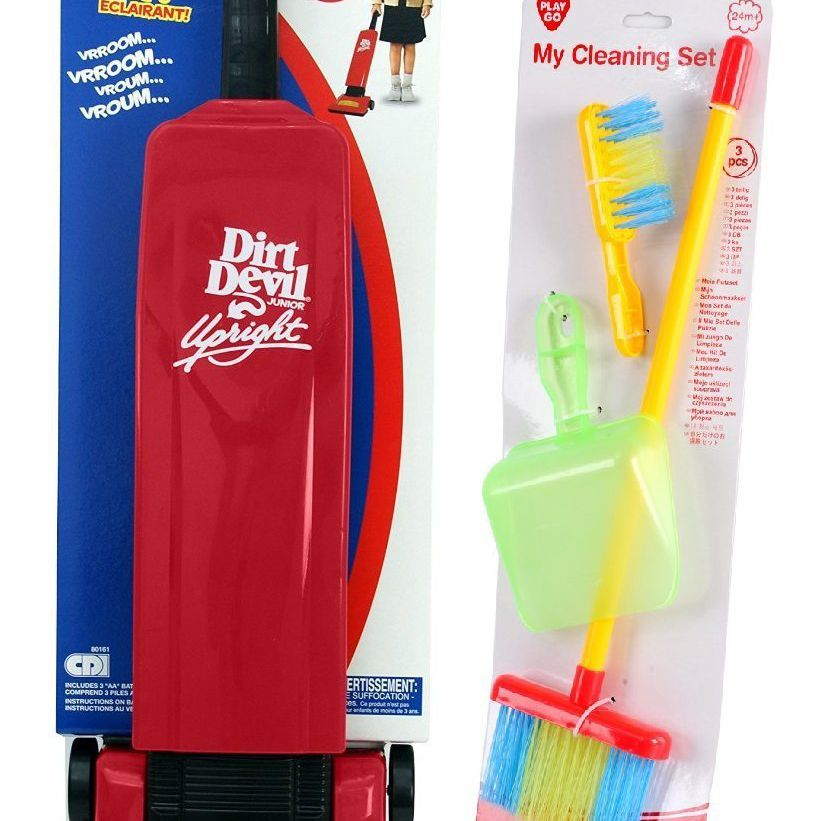 Dirt Devil cleaning set