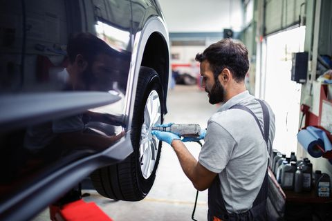 Free tire installation coupon