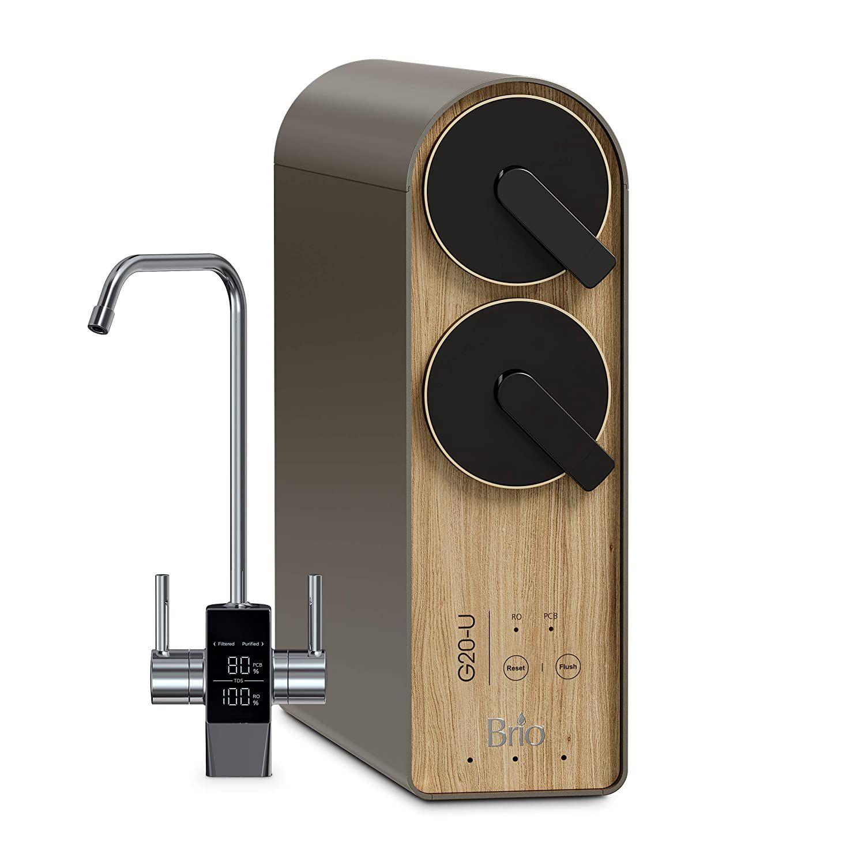 Brio G20-U Reverse Osmosis Filtration System