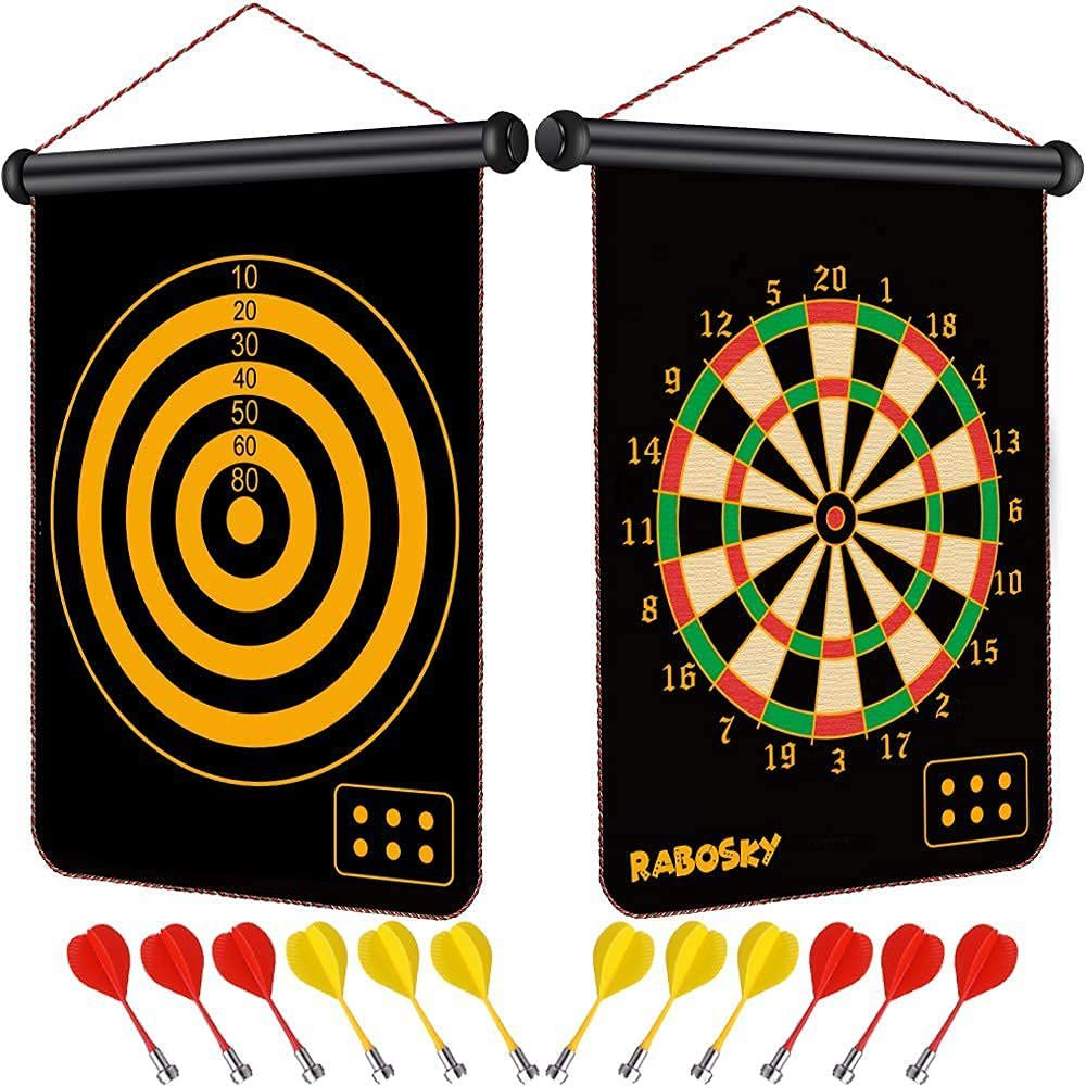 RaboSky Roll-up Magnetic Dartboard