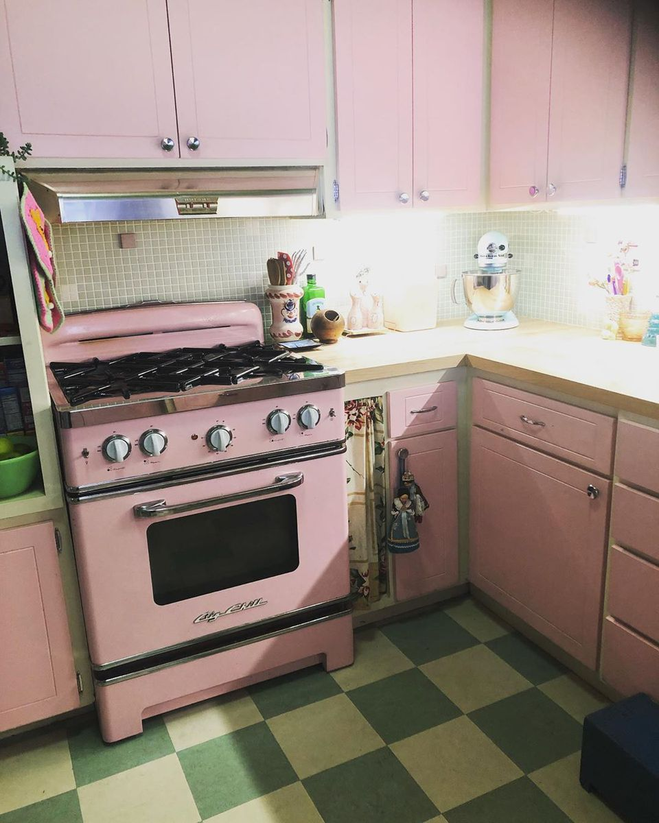 12 1950s Kitchen Ideas