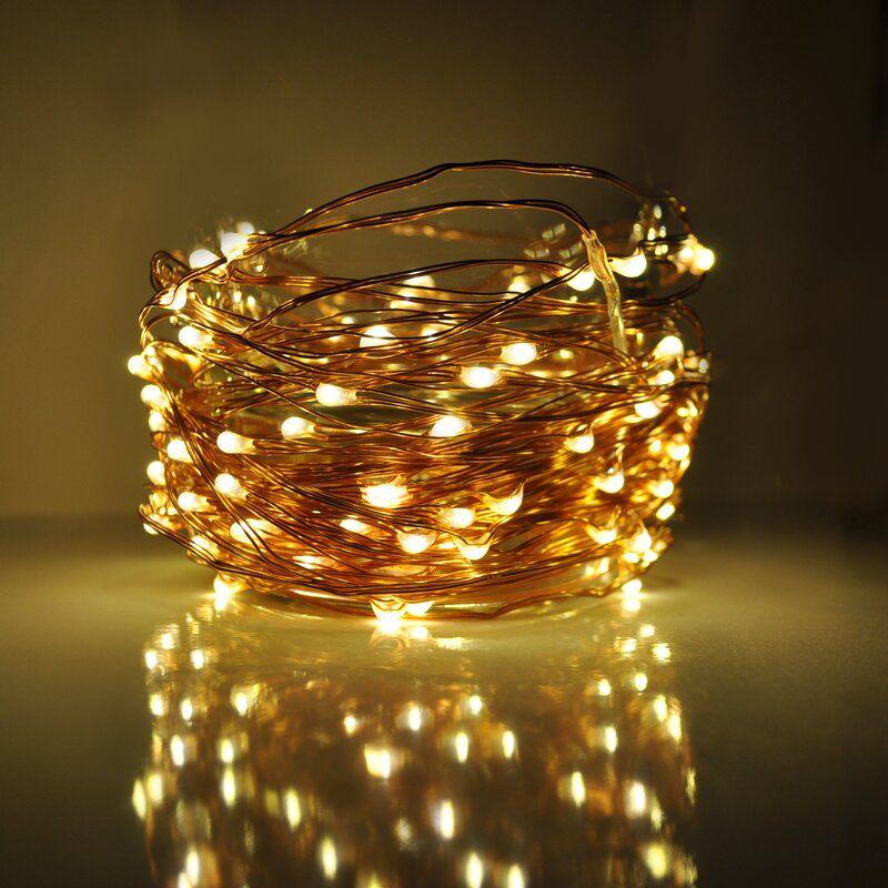 Bulb Fairy String Light