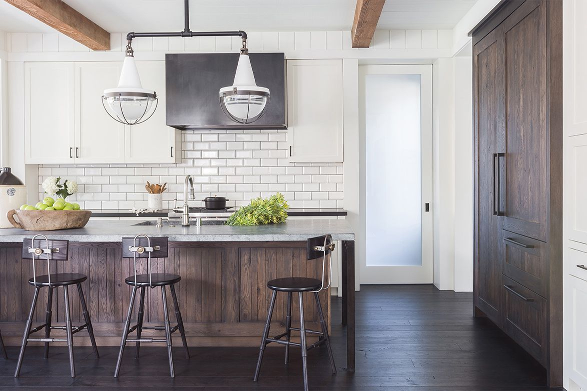 gorgeous modern farmhouse kitchens - White Farmhouse Kitchen