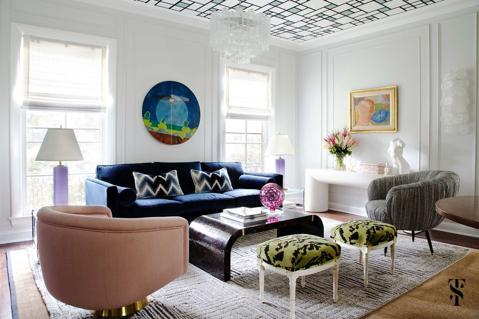 House Tour: Chicago Luxe