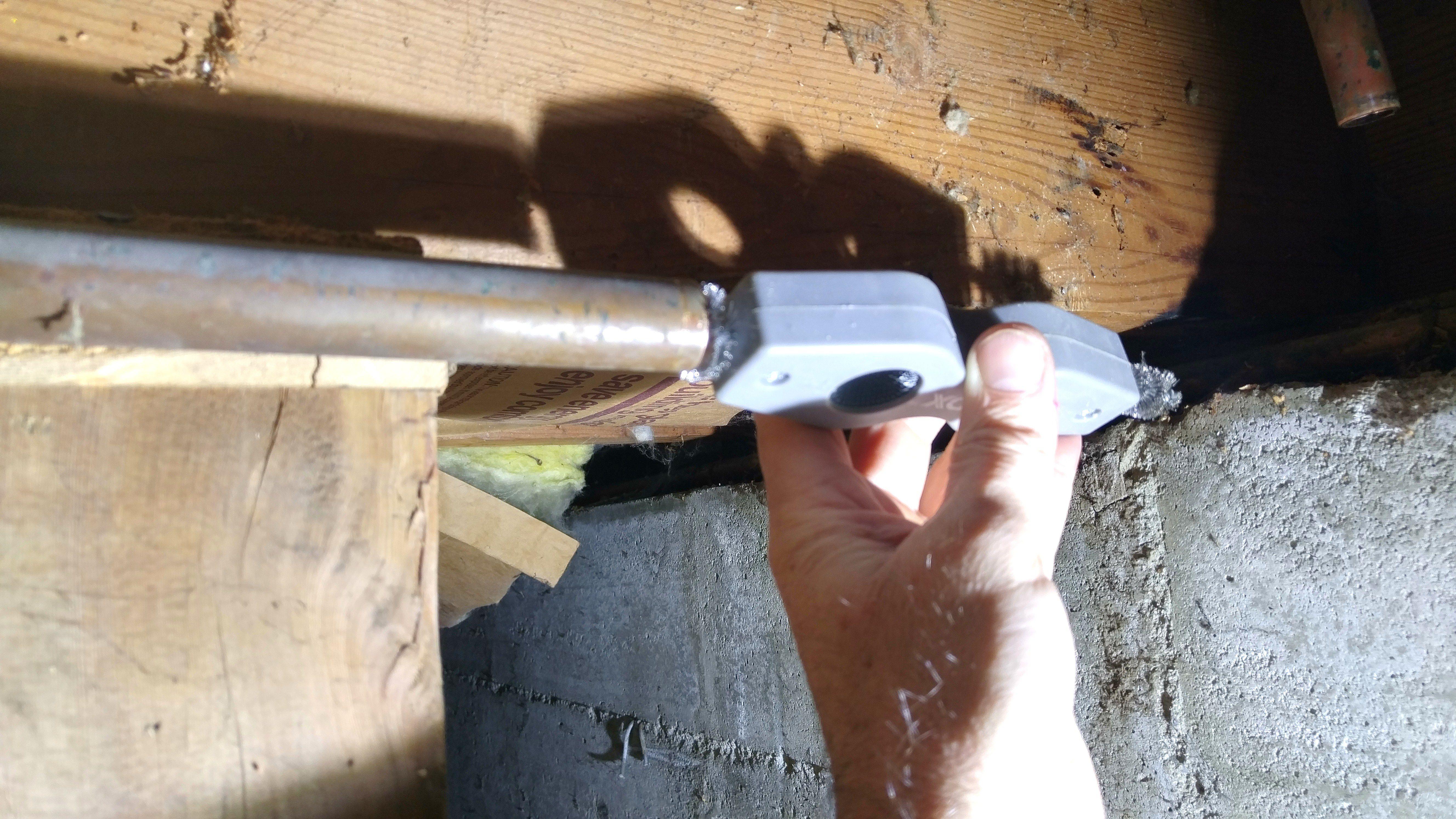 De-Burr Copper Pipe