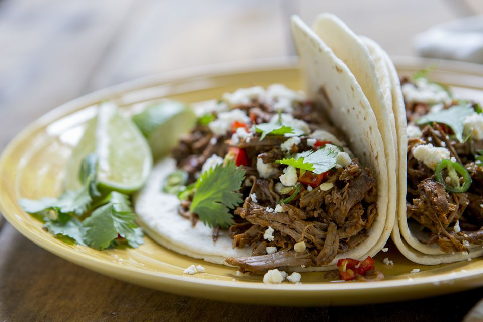 Pulled Beef Tacos