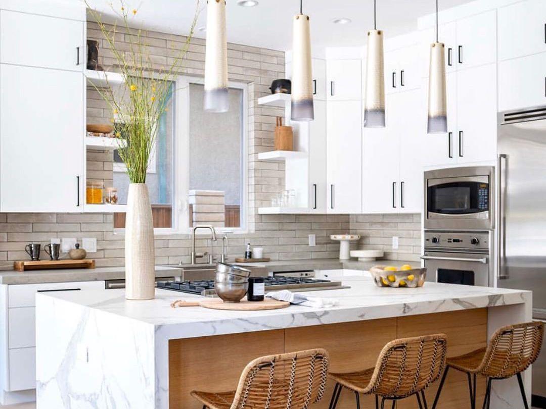 Beautiful Kitchen Breakfast Bars to Copycat