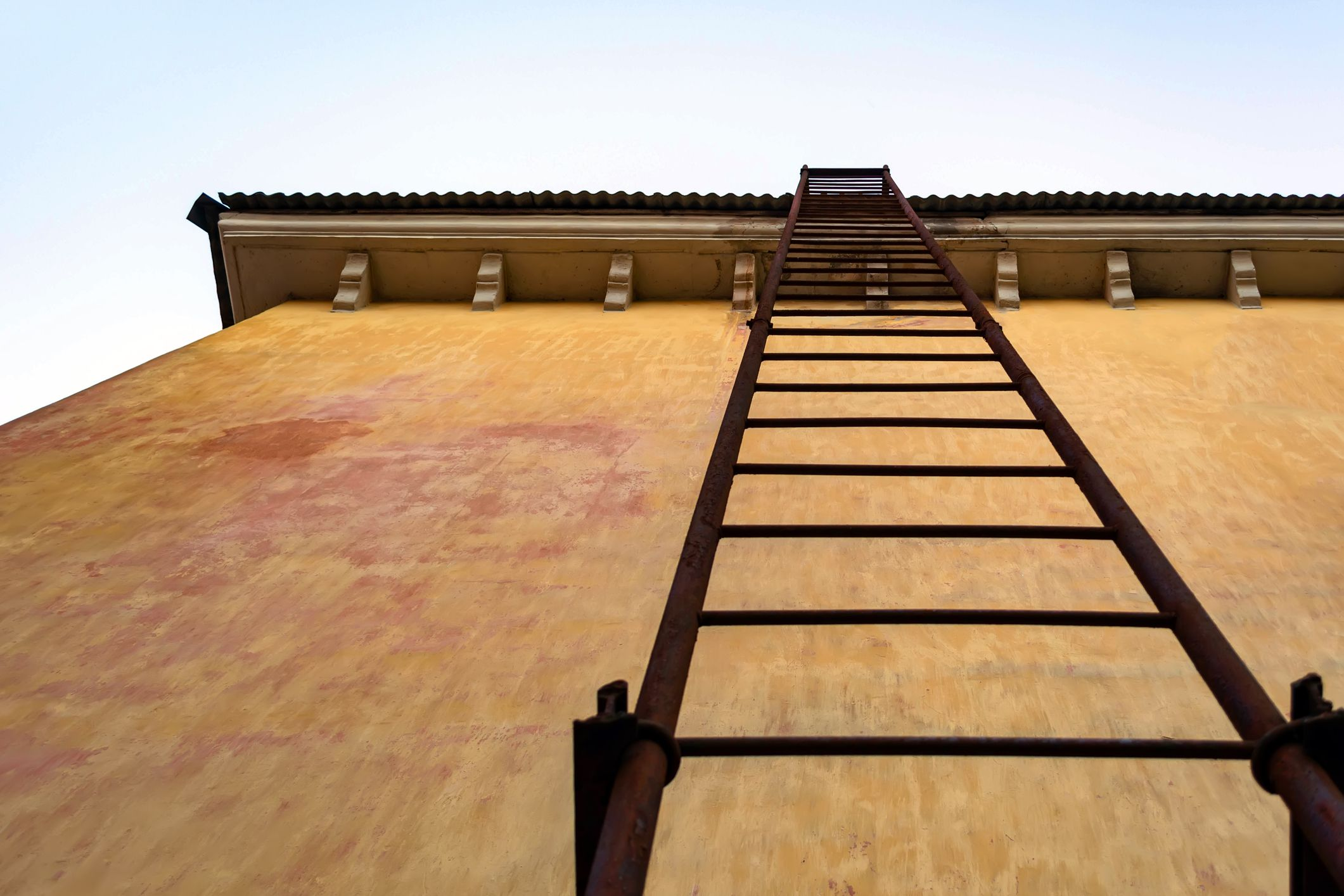 small foot company Wooden Rope Ladder