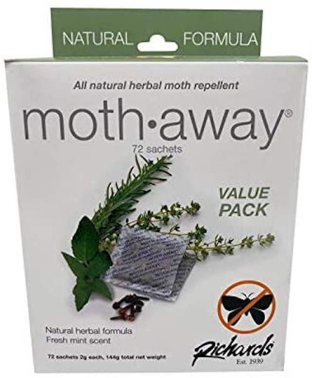 Moth Away Sachets