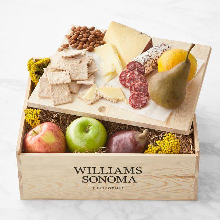 Williams-Sonoma Gift Basket
