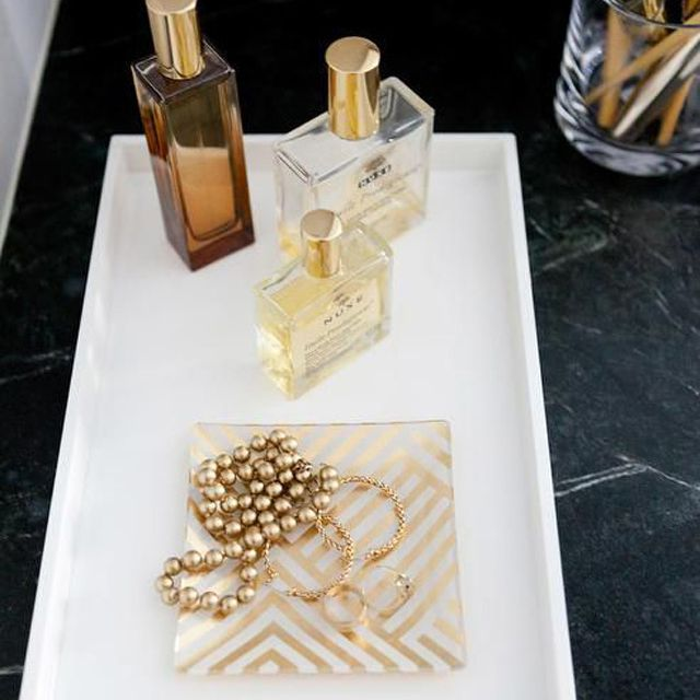 Modern lacquer tray