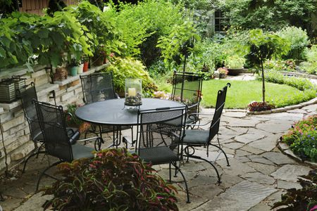 Different Types of Stone Pavers