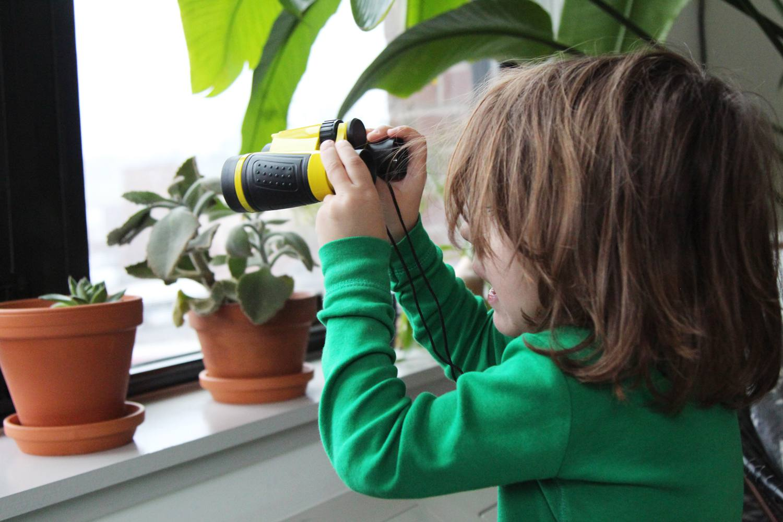 Creative Adventure Binocular Gift Set