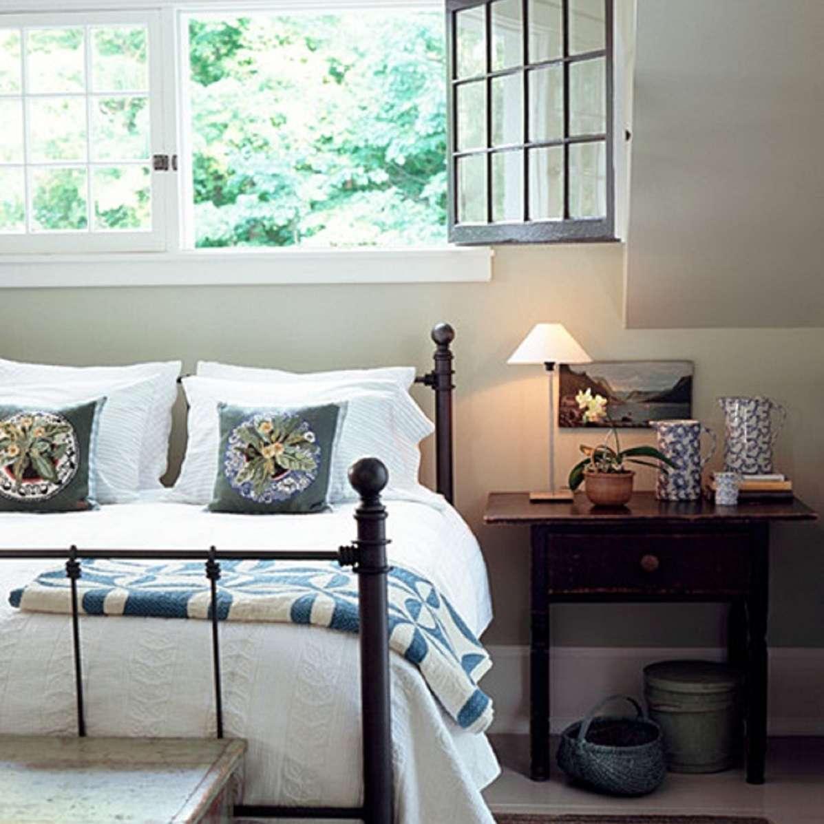 Cute country bedroom
