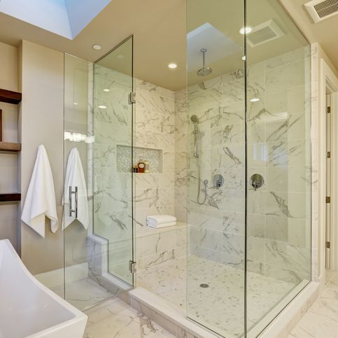 How to Build a Walk-in Shower