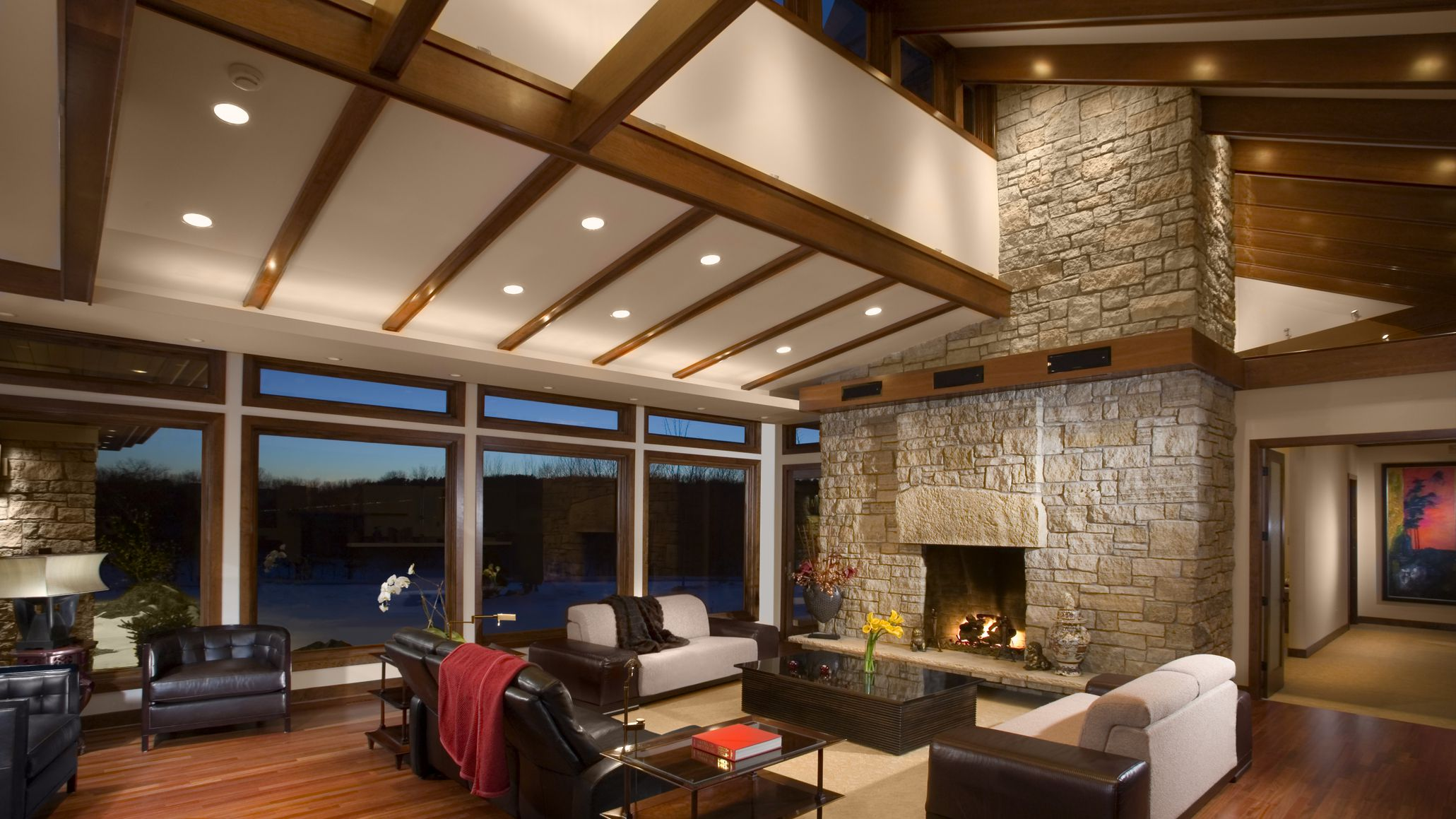 hot sale online 5e54e 79cde Vaulted Ceilings Pros and Cons, Myths and Truths