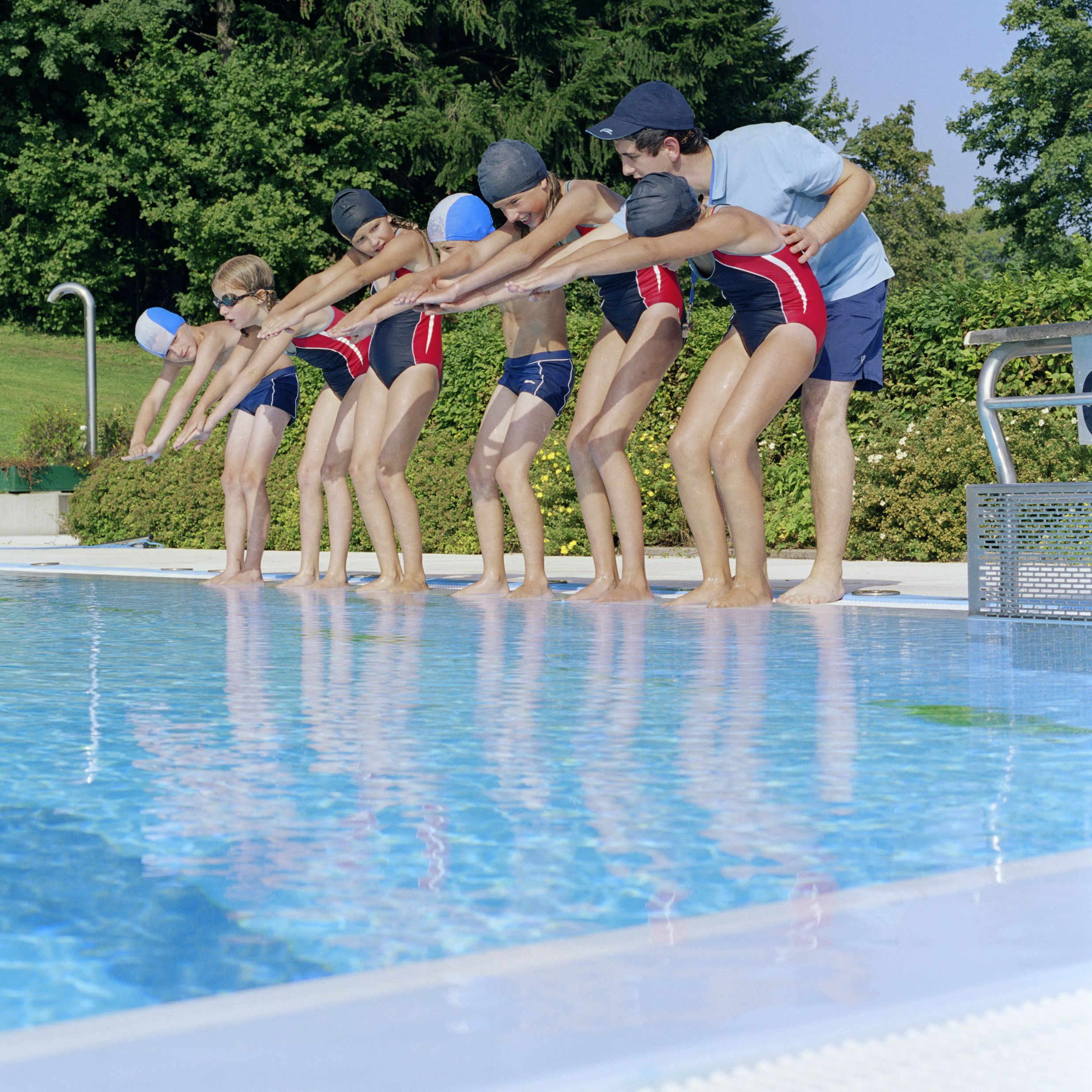 Safe Diving Tips For Swimming Pools