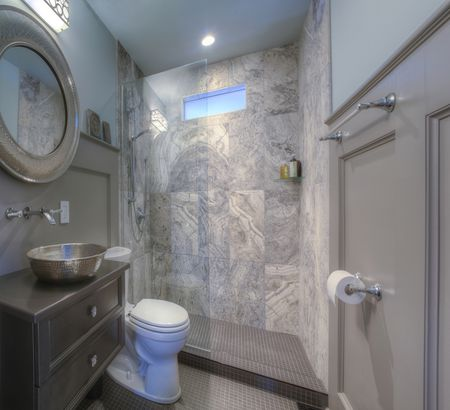 25 Killer Small Bathroom Design Tips - Small-bathroom-design