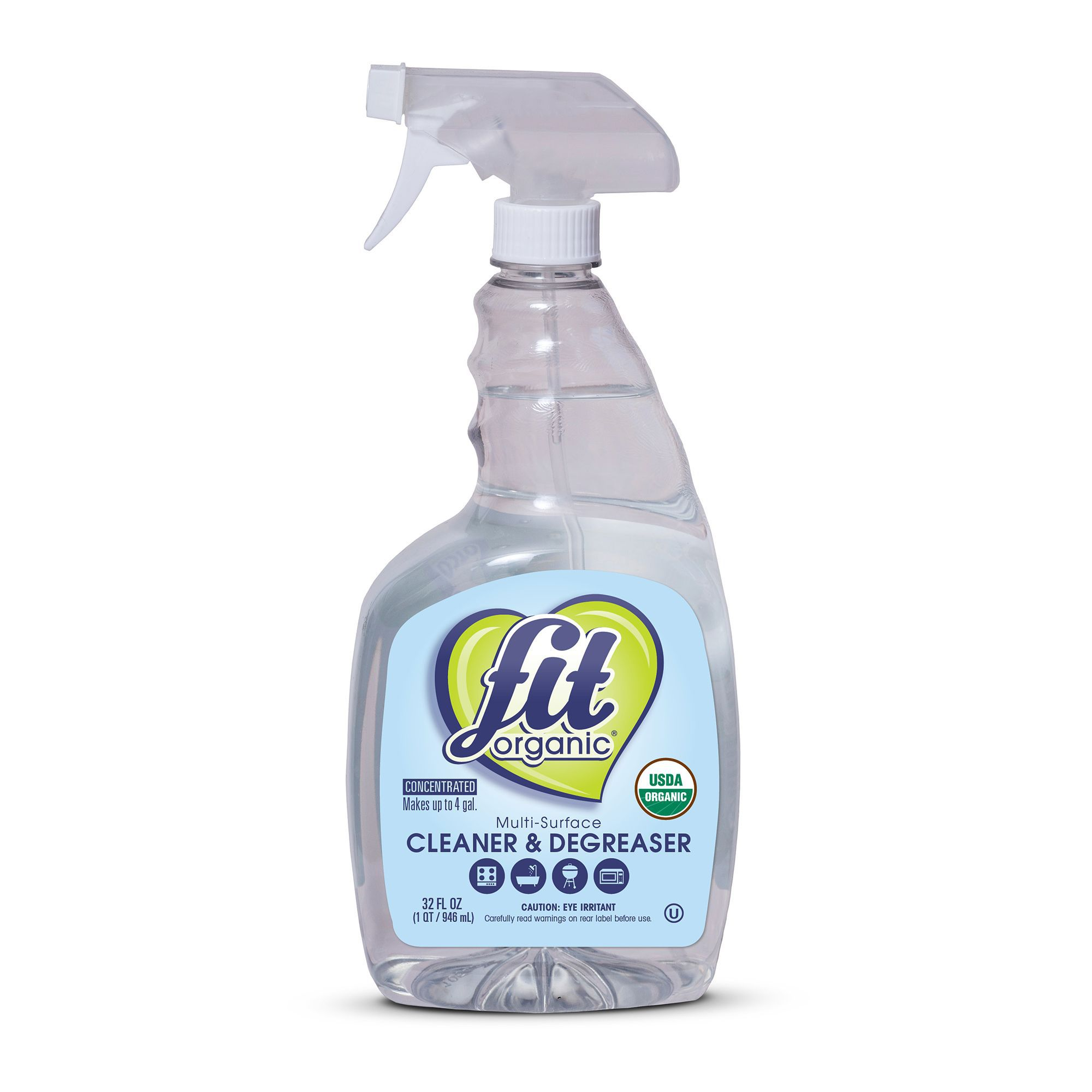 Fit Organic Cleaner and Degreaser