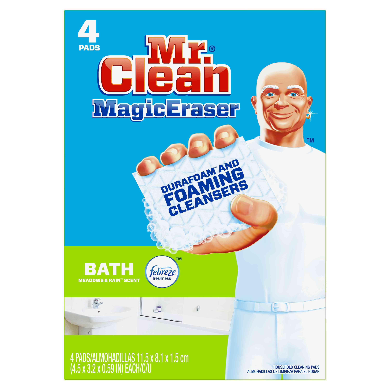 Mr. Clean Magic Eraser Bath