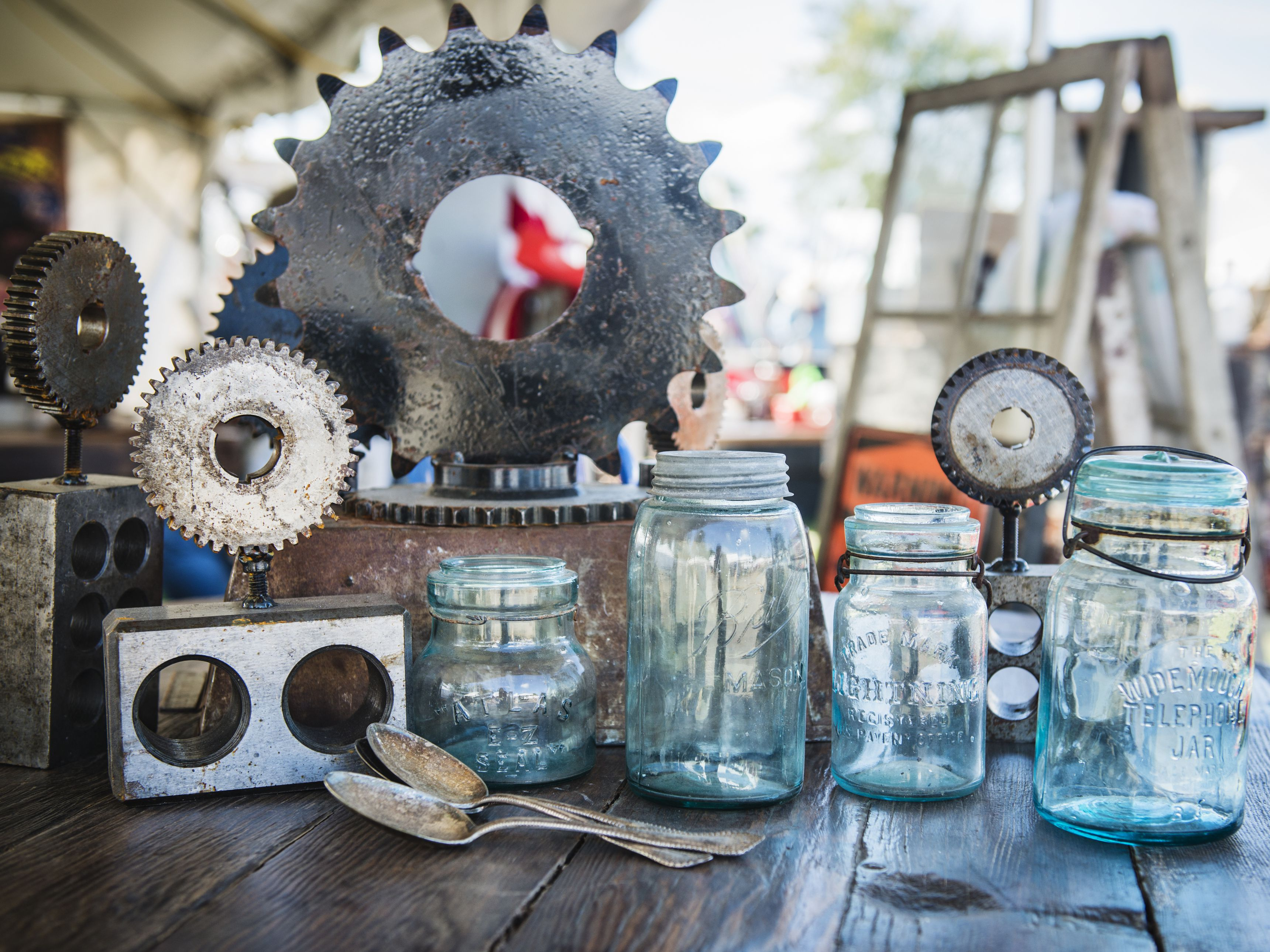 jar decoration ideas.htm how to repurpose flea market finds  how to repurpose flea market finds