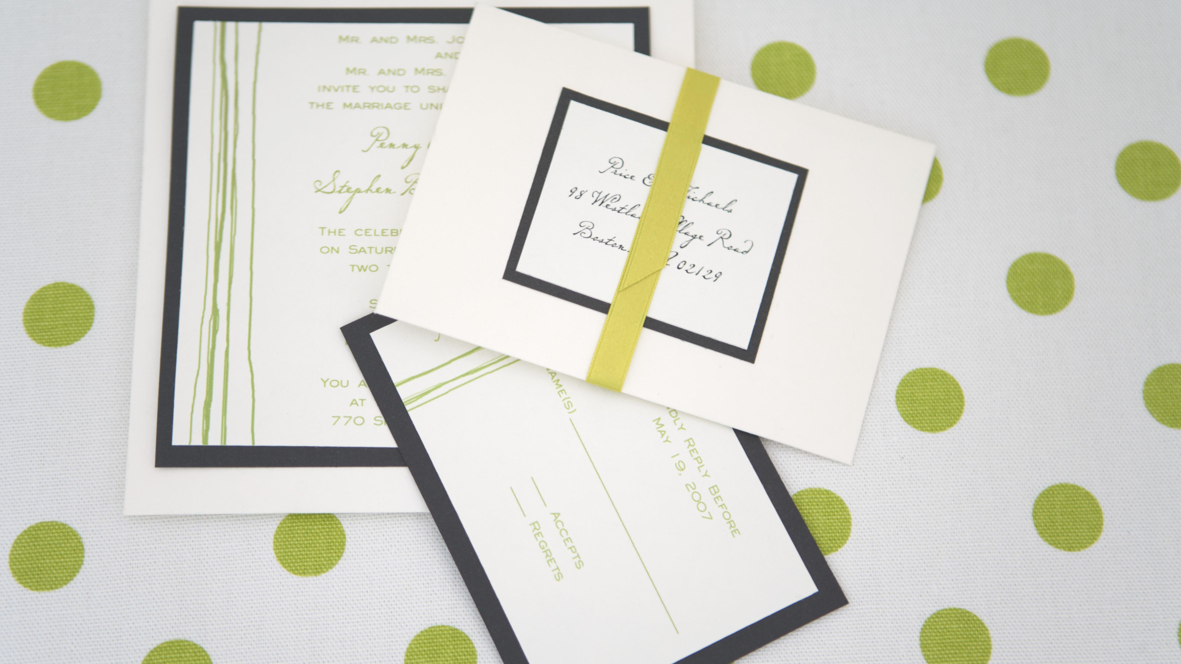 7 Tips For Getting Wedding Guests To Rsvp