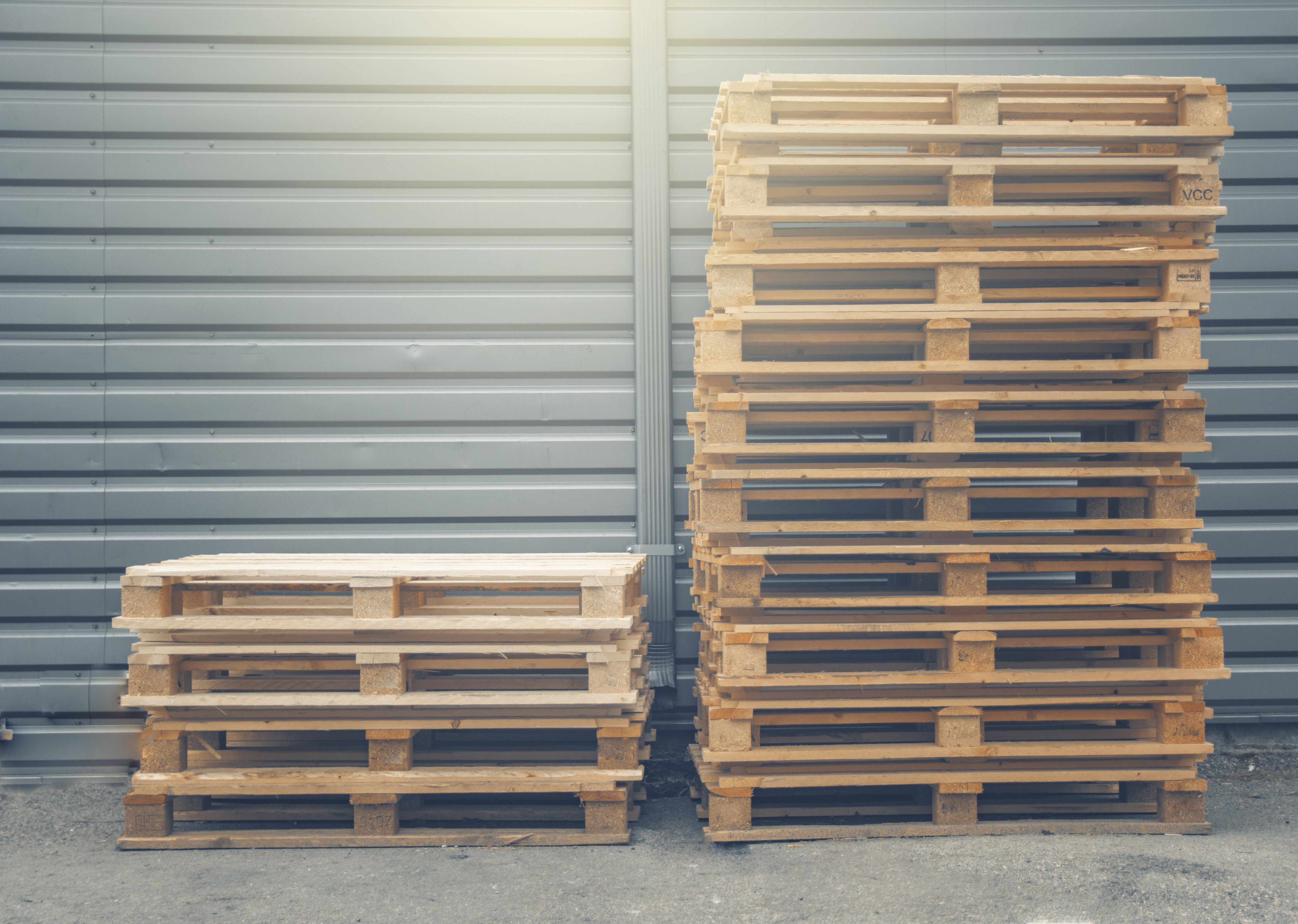 where to get pallets from for free
