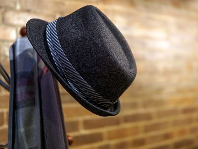 ba088a30c How to Clean a Wool Fedora Hat and Sweatband