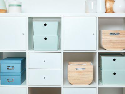 Home organized storage