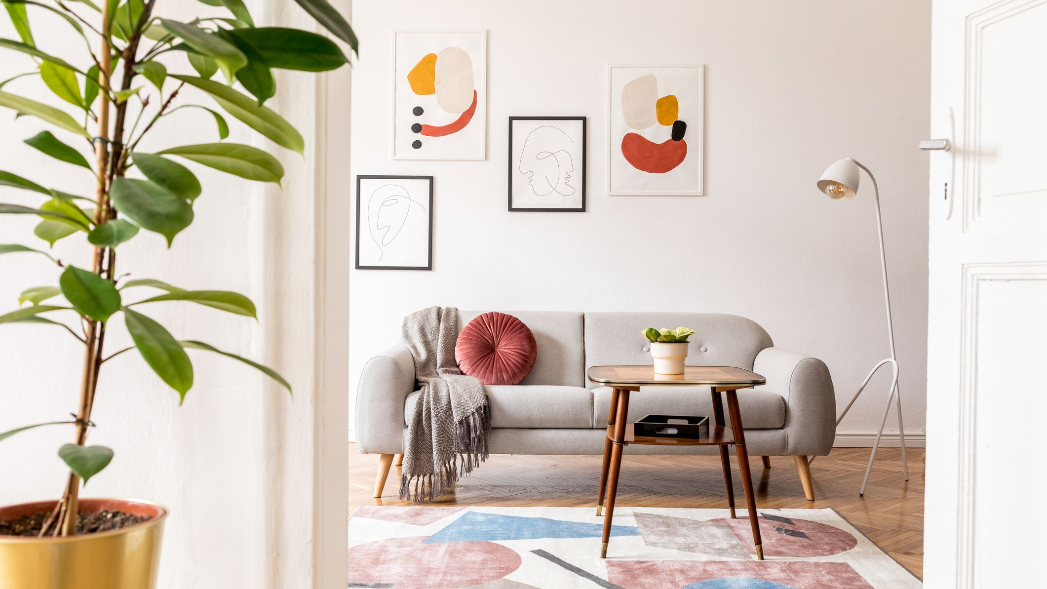 10 Ways To Add Color To Your Living Room